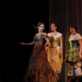 "as La fée in ""Cendrillon"""