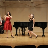 """as Bianca in excerpts from """"La Rondine"""""""