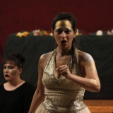 "as Amor in ""Orfeo ed Euridice"""